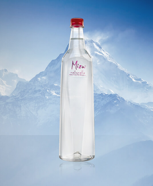 MIZU Natural Mineral Water