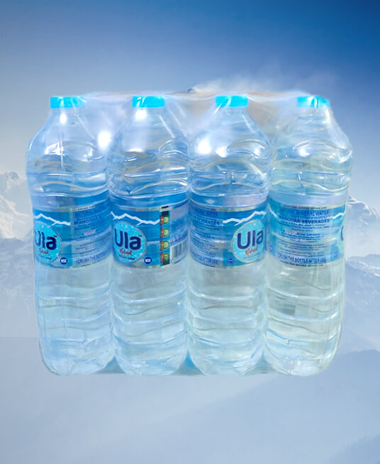 ULA Natural Mineral Water