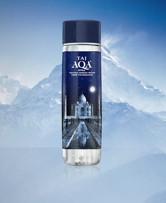 TAJ AQA Natural Mineral Water