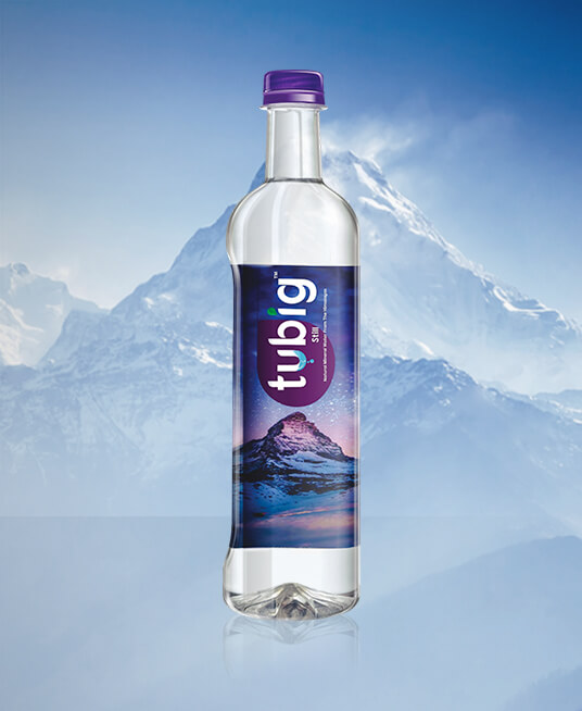TUBIG Natural Mineral Water