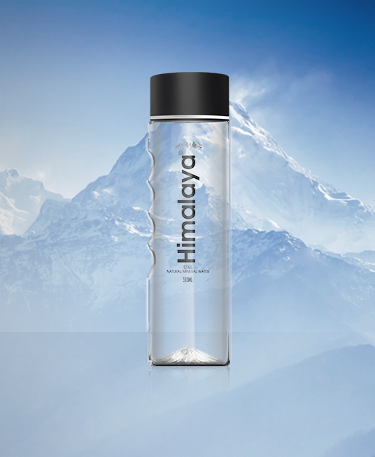 Himalaya Finger Design Natural Mineral Water