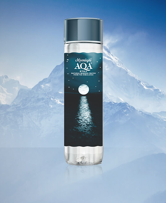 MOONLIGHT AQA Natural Mineral Water